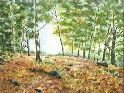 painting - hardcastle crags